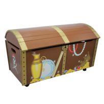FANTASY FIELDS - Coffre à jouets en bois pour chambre enfant bébé garçon TD-11638A
