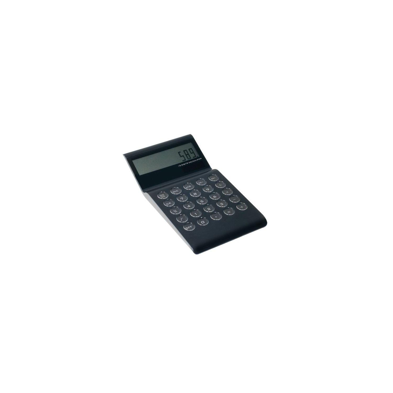 Dagtronics - Calculatrice solaire noire
