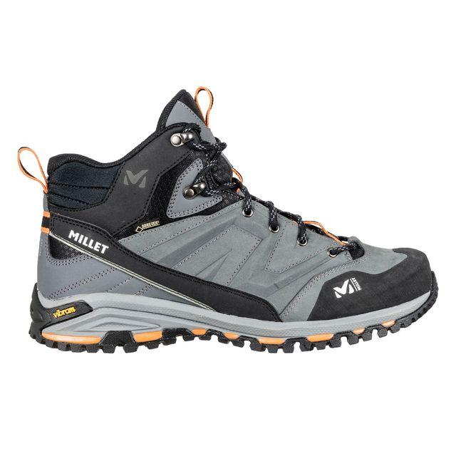 a56b0296b45 Millet - Chaussures Montantes De Randonnée Gore-tex Millet Hike Up Mid Gtx  Anthracite