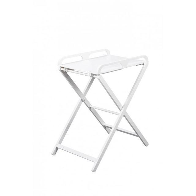 À Langer Jade Pliante Table Blanc Laqué If7Ygvyb6