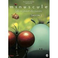 Editions Montparnasse - Minuscule : la vie privée des insectes - Saison 2, Dvd 3