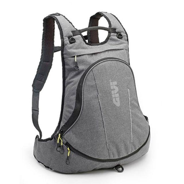 givi sac dos moto scooter ea104gr easy bag urban 22l porte casque pas cher achat vente. Black Bedroom Furniture Sets. Home Design Ideas