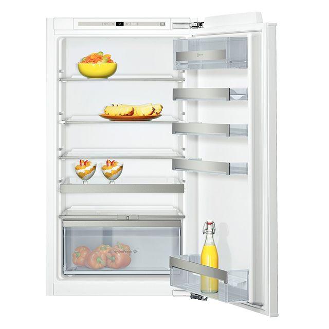 NEFF réfrigérateur 1 porte intégrable à pantographe 172l a++ - ki1313f30