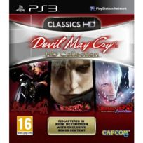 Capcom - Devil May Cry - Hd Collection