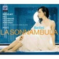Parlophone - Bellini - La Sonnambula Natalie Dessay, Meli, Colombara, Azzaretti, Mingardo, P. Gay, Gietz, Pido, OpÉRA De Lyon - Coffret De 2 Cd