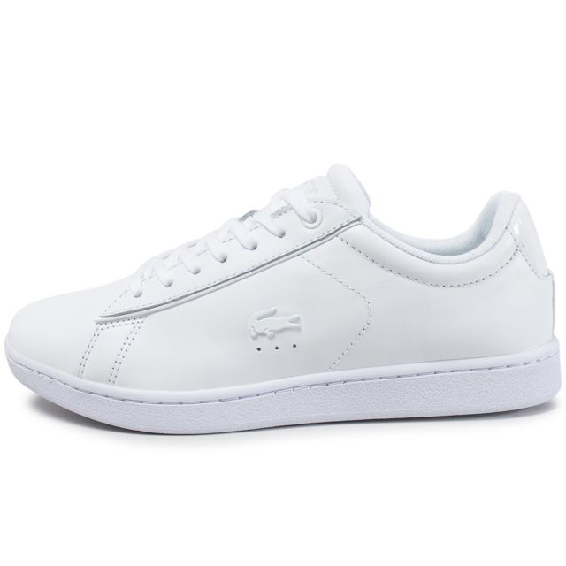 9d8a0f575fd Lacoste - Carnaby Evo 417 Spw Blanche 40 - pas cher Achat   Vente ...