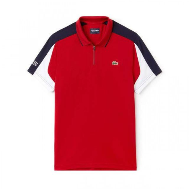07aec80e6033 Lacoste - Polo - Dh9480-00LCS - pas cher Achat   Vente Polo homme -  RueDuCommerce