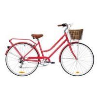 Reid - Vélo Vintage Lite rouge femme