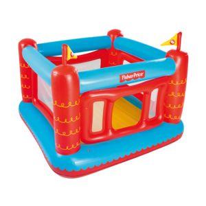 fisher price trampoline gonflable 93504 pas cher. Black Bedroom Furniture Sets. Home Design Ideas