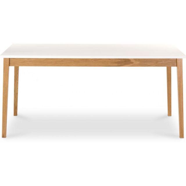 Privatefloor Table de salle à manger de style Scandinave