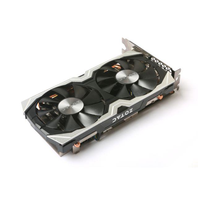 ZOTAC - GeForce GTX 1060 AMP! Edition 6 Go