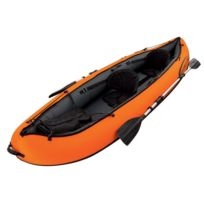 Best Way - Canoë kayak gonflable Bestway Ventura hydro-force 2 pl Orange 57053