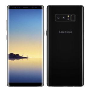 Samsung - Galaxy Note 8 - Noir Carbone