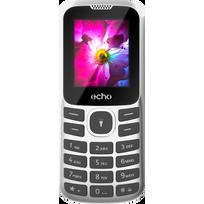 Echo - Téléphone portable First 2 - Argent