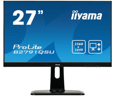 "ProLite B2791QSU-B1 27"" 1ms AMD Freesync"