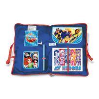 IMC Toys - Coussin secret Dc Super Hero Girls