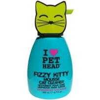 Company of animals - The Pet Head Fizzy Kitty Mousse pour Chats Fraise Limonade 190 ml