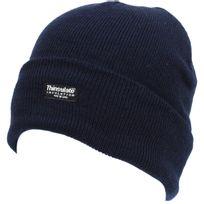 Skor'IN - Bonnet classique Skor in Basic navy bonnet Bleu 89097
