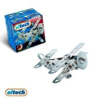 Eitech - Jeu de construction en métal Avion
