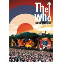 - The Who - Live in Hyde Park Dvd