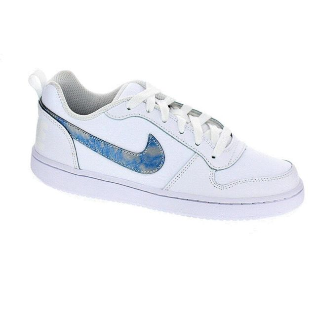Nike - Chaussures Garçon Baskets modele Court Borough - pas cher ... 7eccdb489854