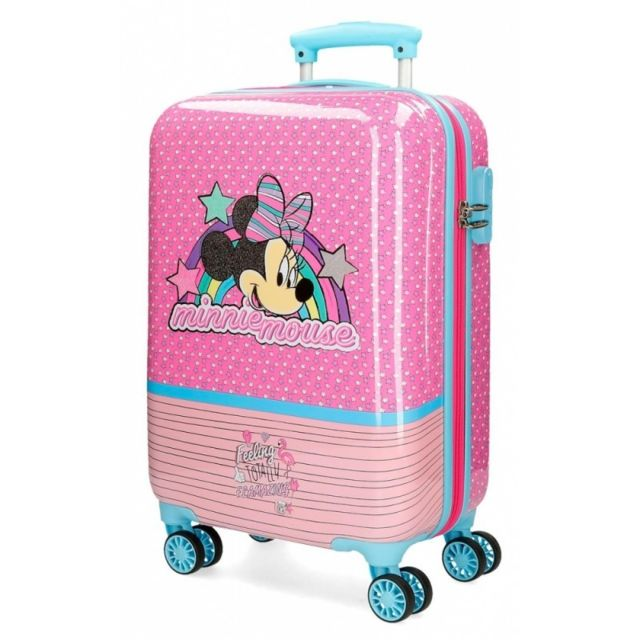 Valise Trolley Cabine Minnie
