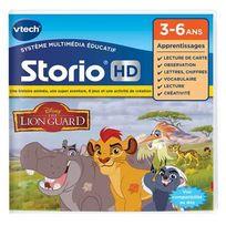 Vtech - Disney - Jeu HD Storio la garde du Roi Lion