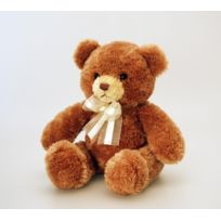 Keel Toys - Peluche Ours Bramble 25 cm