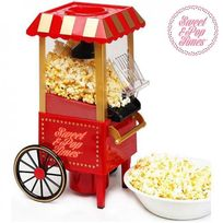 Vimeu-Outillage - Machine à Pop Corn Sweet & Pop
