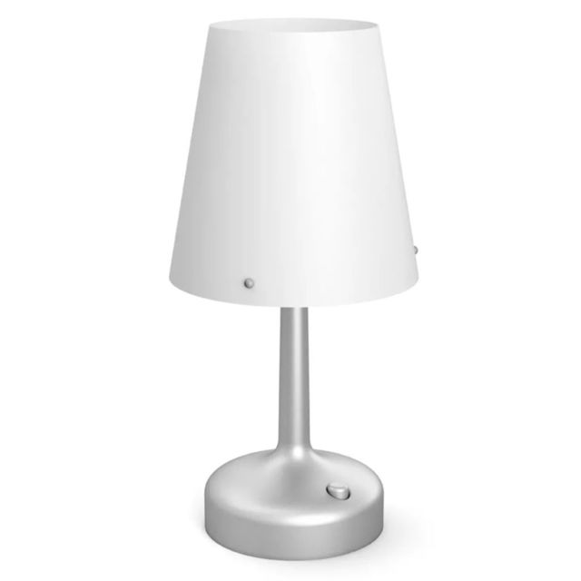 Cher Table De Pas Sans Gris Philips Lampe Led 7179648p0 Fil QshrdxCt