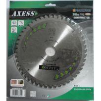Axess - Lame de scie - Universelle - 210mm - 48 dents