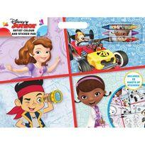 Disney Junior - Mega Set d'activités créatives