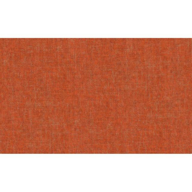 Papier Peint Vinyle Graine Uni Borneo Brique Or Pas Cher Achat