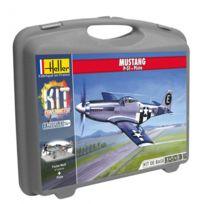 Heller - Maquette avion : Mustang P-51D