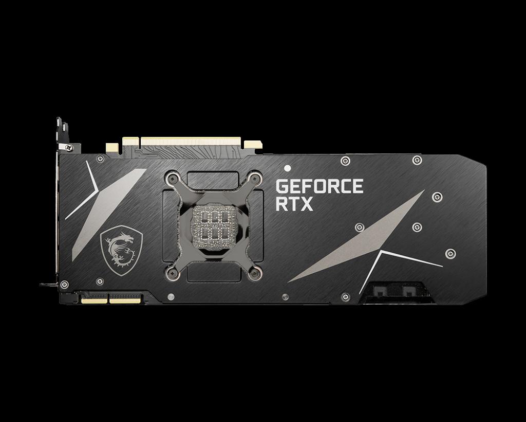 Carte graphique GeForce RTX 3090 VENTUS 3X 24 Go OC MSI