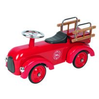 HOUSE OF TOYS - Petit Bolide Camion Pompier