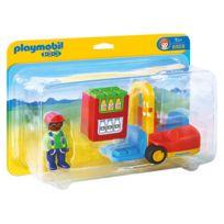 Playmobil - 6959-Chariot élévateur