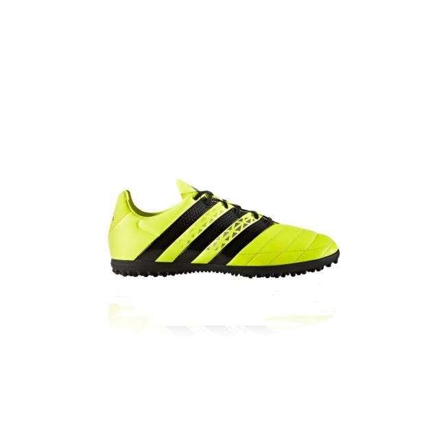 new concept 887f6 51d85 Adidas performance - Chaussure de football Ace 16.3 Leather Turf - Aq2069