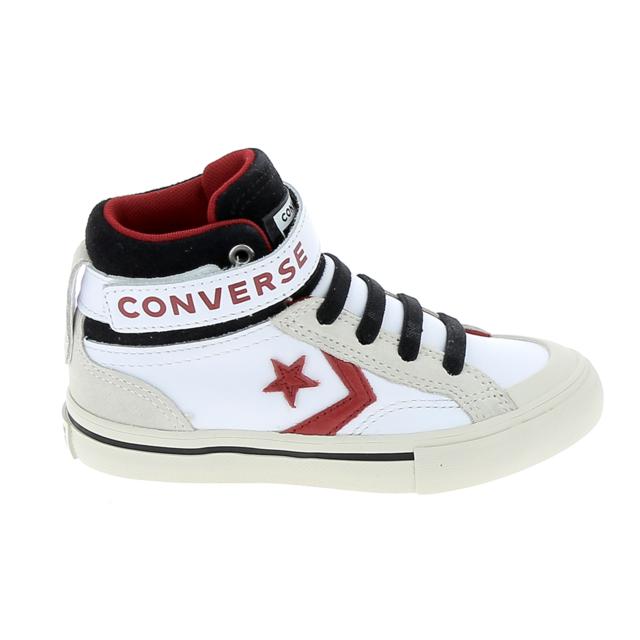 c7c14baf375d2 Converse - Pro Blaze K Blanc - pas cher Achat   Vente Baskets enfant ...