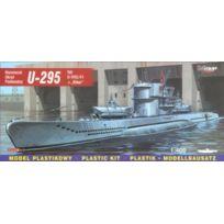 Mirage Hobby - 40412, 1: 400 ÉCHELLE, U-295 Type Viic U-/ 41 + 'BIBER' Sous-marin Allemand, Kit De ModÈLE En Plastique