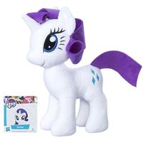 Hasbro - My Little Pony - Peluche 25cm Rarity