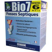 Ecogene - Bio7 activateur de fosse septique - 480 g