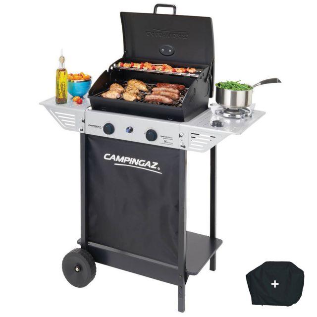 CAMPINGAZ Barbecue gaz grill XPERT100LS +Rocky Cuisson