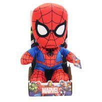 MARVEL - Peluche 30 cm Spider-Man