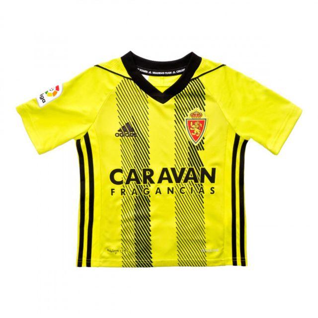 Real Zaragoza Extérieure 2019 2020 Enfant