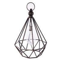 Solaire Noir Métal N°3 Malinoi Lampe T1FKc3lJ