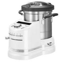 Kitchenaid - Préparateur Culinaire Cuiseur Artisan 5kcf010 Blanc Givré Blanc Givré