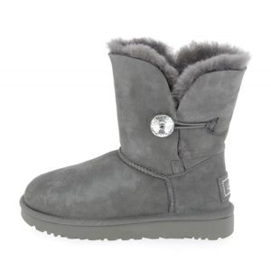 Bailey Ugg Courtes Mini ButtonBottes F 6g7bYfy