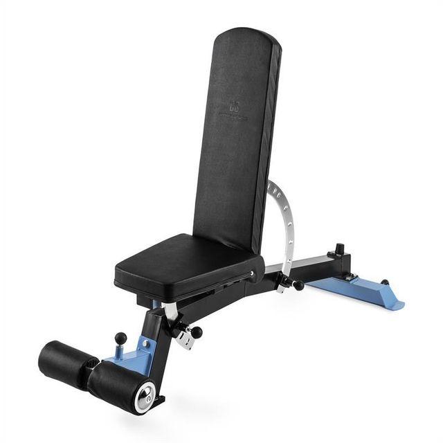 CAPITAL SPORTS - Compactar Plus Banc de musculation Sit ups métal réglable