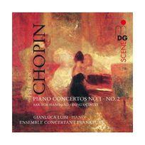 Mdg - Les 2 Concertos pour piano version pour piano et quatuor à cordes
